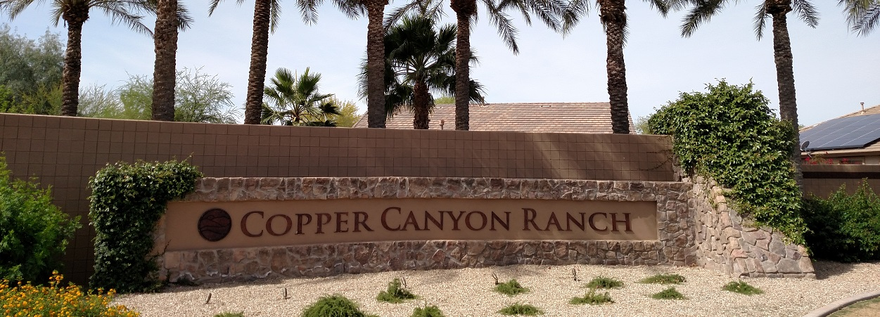 Copper Canyon Ranch aka Mountain Gate