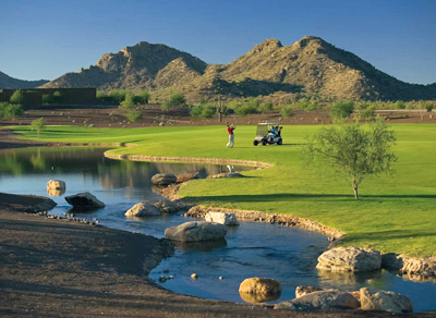 Copper Canyon Golf Club Sun City Festival Buckeye, AZ