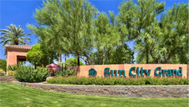 Welcome to Sun City Grand Surprise Arizona