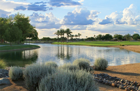 Sun City Grand Golf Surprise AZ